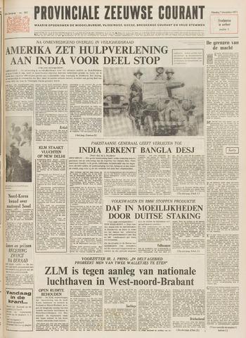 Provinciale Zeeuwse Courant 1971-12-07