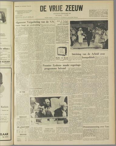 de Vrije Zeeuw 1960-09-28