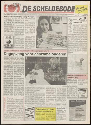 Scheldebode 1995