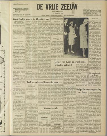 de Vrije Zeeuw 1961-06-09