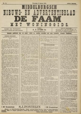 de Faam en de Faam/de Vlissinger 1904-01-27