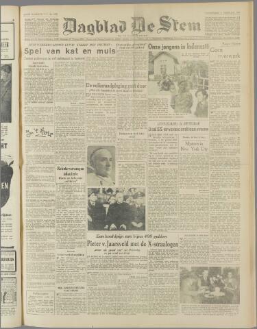 de Stem 1950-02-09