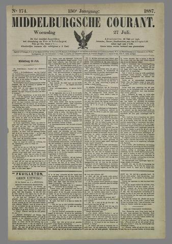 Middelburgsche Courant 1887-07-27