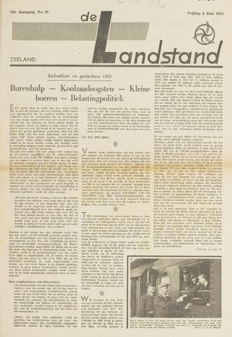 De landstand in Zeeland, geïllustreerd weekblad. 1943-06-04