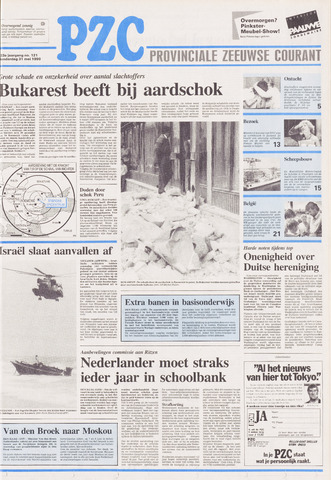 Provinciale Zeeuwse Courant 1990-05-31