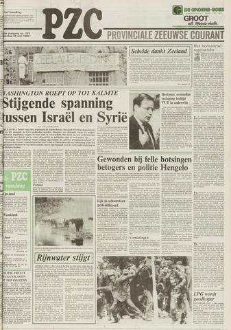 Provinciale Zeeuwse Courant 1983-05-28