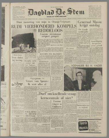 de Stem 1960-01-23