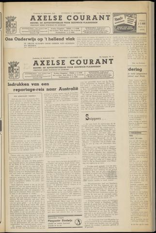 Axelsche Courant 1953-12-09