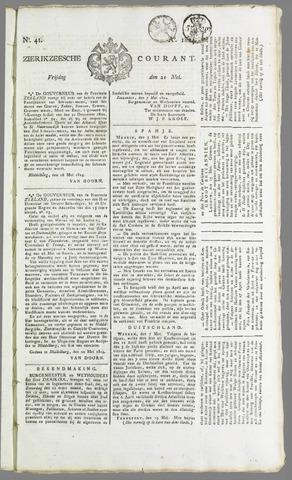 Zierikzeesche Courant 1824-05-21