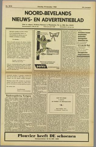 Noord-Bevelands Nieuws- en advertentieblad 1960-12-10