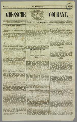 Goessche Courant 1859-08-25