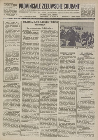 Provinciale Zeeuwse Courant 1941-07-19