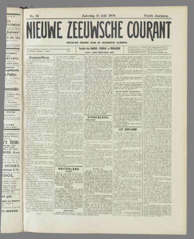 Nieuwe Zeeuwsche Courant 1908-07-11
