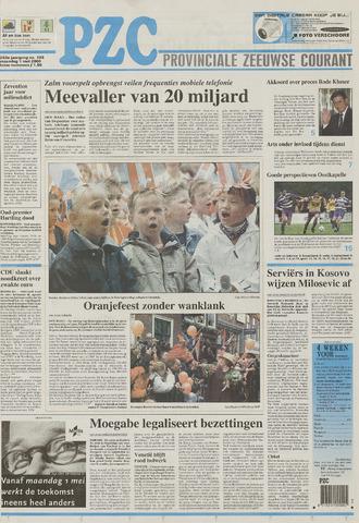 Provinciale Zeeuwse Courant 2000-05-01