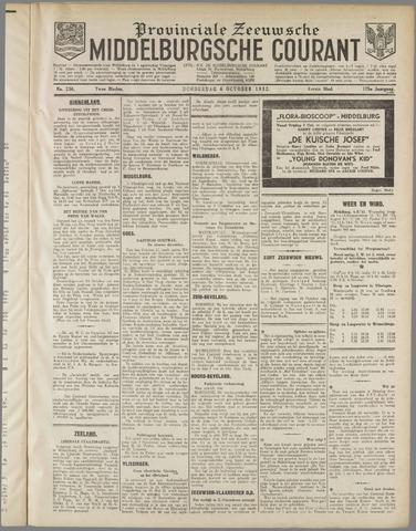 Middelburgsche Courant 1932-10-06