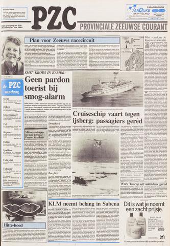 Provinciale Zeeuwse Courant 1989-06-21
