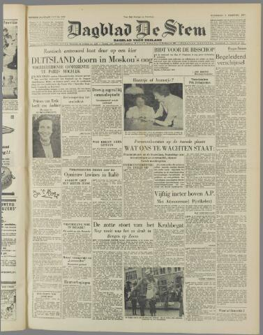 de Stem 1951-02-07