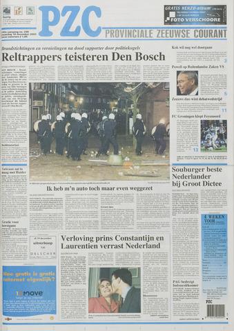 Provinciale Zeeuwse Courant 2000-12-18