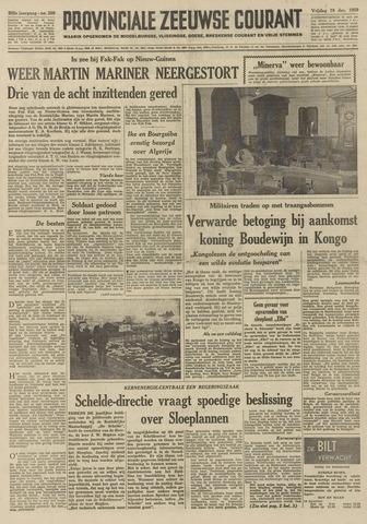 Provinciale Zeeuwse Courant 1959-12-18