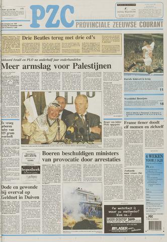 Provinciale Zeeuwse Courant 1995-09-25