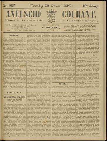 Axelsche Courant 1895-01-30