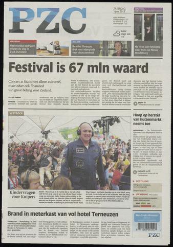 Provinciale Zeeuwse Courant 2013-06-01
