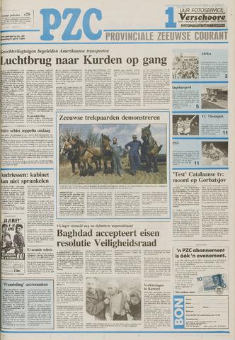 Provinciale Zeeuwse Courant 1991-04-08