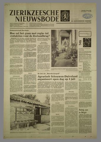 Zierikzeesche Nieuwsbode 1981-06-23