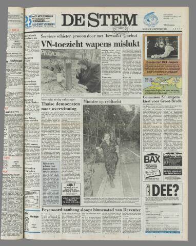 de Stem 1992-09-14