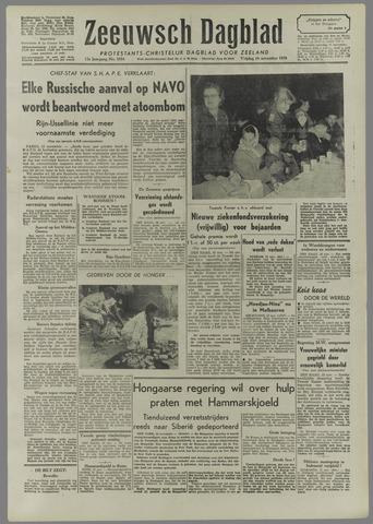 Zeeuwsch Dagblad 1956-11-16