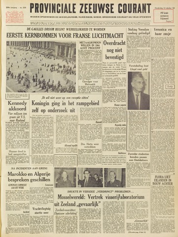 Provinciale Zeeuwse Courant 1963-10-10