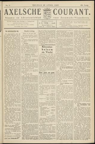 Axelsche Courant 1927-04-29
