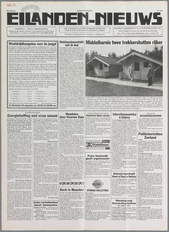 Eilanden-nieuws. Christelijk streekblad op gereformeerde grondslag 1995-07-18