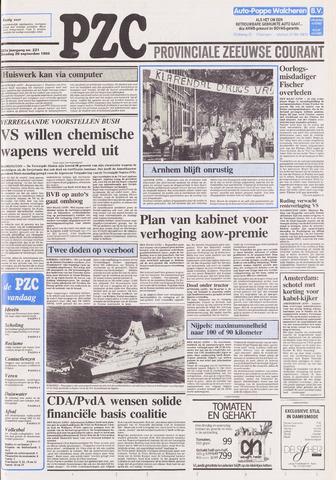 Provinciale Zeeuwse Courant 1989-09-26