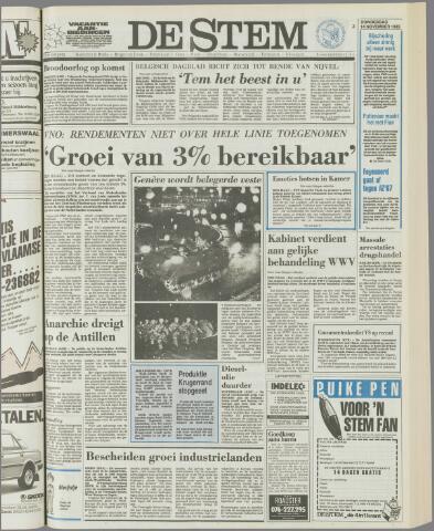 de Stem 1985-11-14