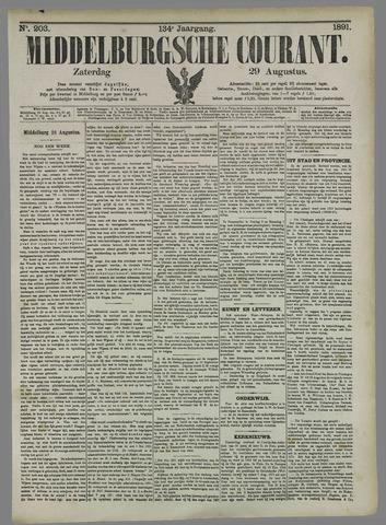 Middelburgsche Courant 1891-08-29