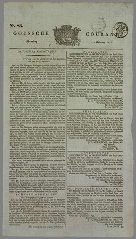 Goessche Courant 1832-10-15