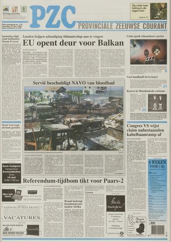 Provinciale Zeeuwse Courant 1999-05-15