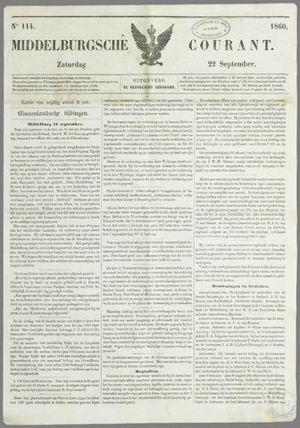 Middelburgsche Courant 1860-09-22