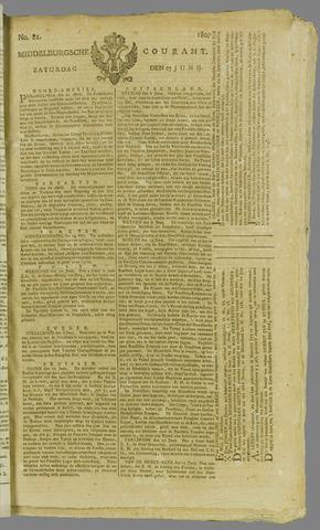Middelburgsche Courant 1807-06-27