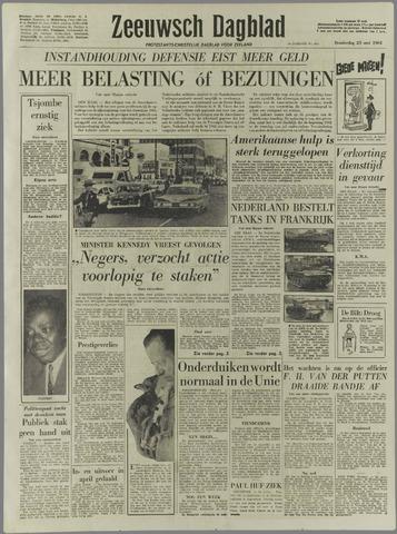 Zeeuwsch Dagblad 1961-05-25