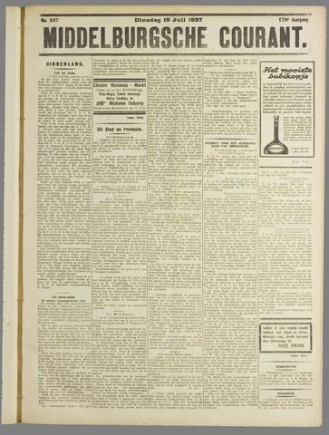 Middelburgsche Courant 1927-07-19