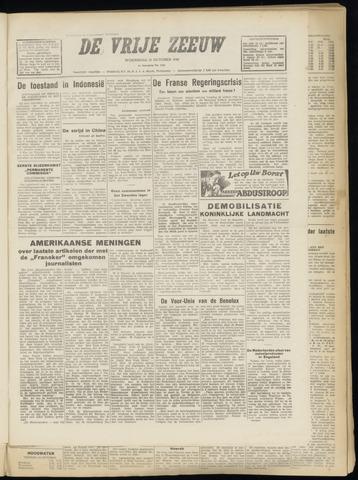 de Vrije Zeeuw 1949-10-12