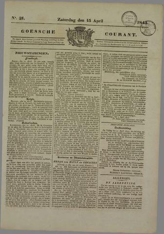 Goessche Courant 1843-04-15