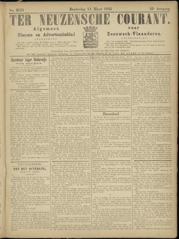 Ter Neuzensche Courant. Algemeen Nieuws- en Advertentieblad voor Zeeuwsch-Vlaanderen / Neuzensche Courant ... (idem) / (Algemeen) nieuws en advertentieblad voor Zeeuwsch-Vlaanderen 1895-03-14