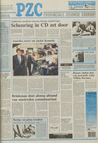 Provinciale Zeeuwse Courant 1994-05-21