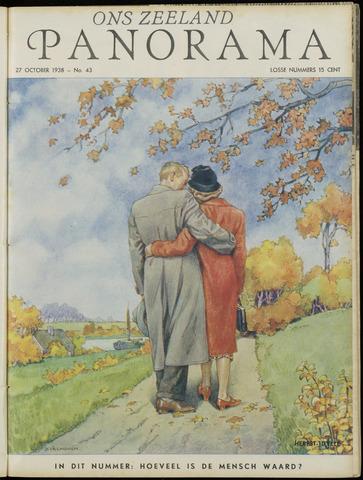 Ons Zeeland / Zeeuwsche editie 1938-10-27