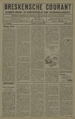 Breskensche Courant 1925-11-07