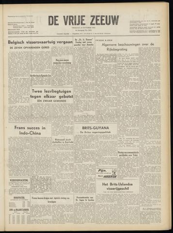de Vrije Zeeuw 1953-10-23