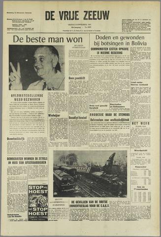 de Vrije Zeeuw 1964-11-06